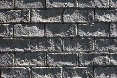 texture de mur de briques de roche Photographie stock
