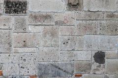 texture de mur de briques de roche Images stock