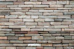 texture de mur de briques de roche Photo stock