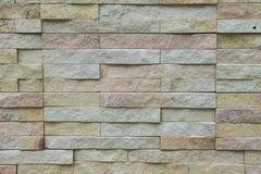 Texture de mur de briques pour le fond Photo stock