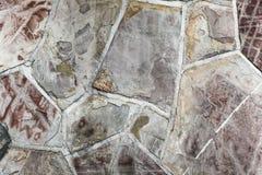 Texture de mur de roche Photos libres de droits