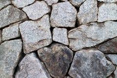 Texture de mur de roches Image stock