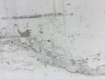 Texture de mur en béton gris Donnez une consistance rugueuse pour créer des matériaux photos stock