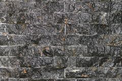 Texture de mur en pierre image libre de droits