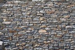 Texture de mur en pierre Images stock