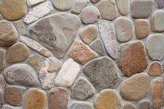 Texture de mur en pierre Photos libres de droits