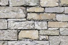 Texture de mur en pierre d'ardoise de la Région des lacs Image stock