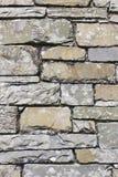 Texture de mur en pierre d'ardoise de la Région des lacs Photo libre de droits