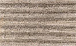 Texture de mur en pierre de Brown Images libres de droits