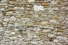 Texture de mur en pierre, plan rapproché Image libre de droits