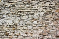 Texture de mur en pierre, plan rapproché Photo libre de droits
