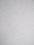 Texture de mur extérieur de blanc Images stock