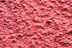 texture de mur granulaire rouge images libres de droits