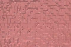 Texture de mur, style du bloc 3d Photos stock