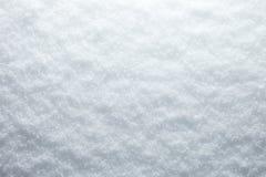 Texture de neige Photographie stock libre de droits