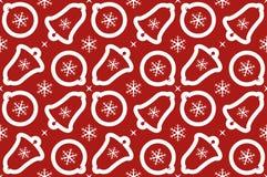 Texture de Noël Images libres de droits