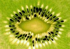 Texture de noyau de kiwi photos libres de droits