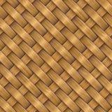 Texture de panier Images stock