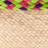 Texture de panier Photographie stock