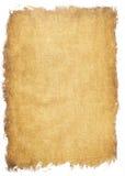 Texture de papier âgée Images libres de droits