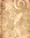 Texture de papier Photographie stock libre de droits