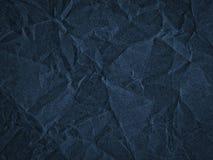 Texture de papier chiffonné de métier abrégez le fond photo stock
