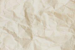 Texture de papier chiffonn?e image stock
