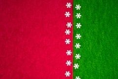 Texture de papier colorée avec des flocons de neige comme fond photo libre de droits