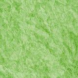 Texture de papier d'art ou fond, fond vert grunge Image stock