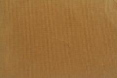 Texture de papier d'emballage Image libre de droits