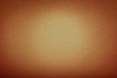 Texture de papier de Brown Photographie stock
