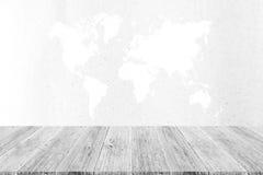 Texture de papier de carton, processus dans la couleur blanche avec le terra en bois Images libres de droits