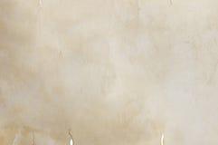 Texture de papier de cru images libres de droits