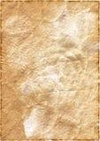 Texture de papier de cru au fond Photos libres de droits