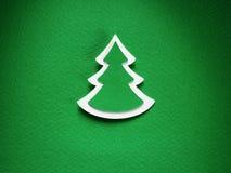 Texture de papier de fond de Noël, thème de papercraft Photographie stock