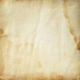 Texture (de papier) froissée Photographie stock
