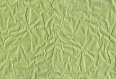 Texture (de papier) froissée photographie stock libre de droits