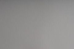 Texture de papier grise, fond de modèle Photographie stock libre de droits