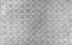 Texture de papier grise grunge âgée avec le modèle pointillé Photos libres de droits