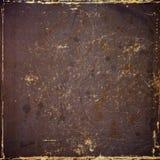 Texture de papier grunge, fond de cru Image libre de droits