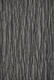 Texture de papier noire chiffonnée Image stock
