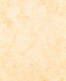Texture de papier parcheminé Images stock