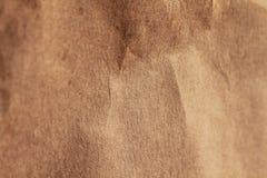 Texture de papier réutilisée images stock