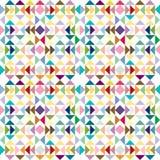 Texture de pastel de triangle Illustration Stock