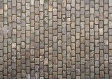 Texture de pavé rond Image libre de droits