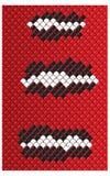 texture de peau de Lait-serpent Image stock