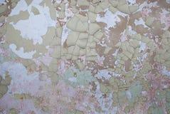 Texture de peinture d'écaillement Photo stock