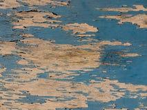 Texture de peinture d'épluchage photographie stock libre de droits