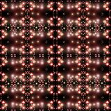 Texture de petits lumières et rayons Photographie stock
