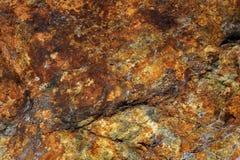 Texture de pierre Photographie stock